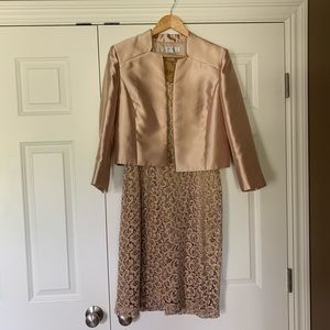 Elie Tihari dress and jacket